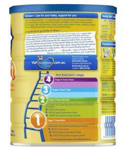 Sữa dê Karicare số 1 cho trẻ sơ sinh Karicare Goat Milk Formula Step 1 ( 0-6 moths) 900g