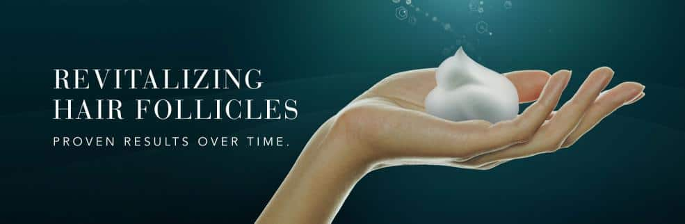 men rogaine revitalizes hair follicles 3