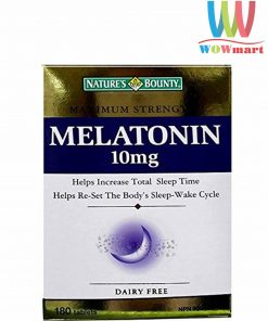 vien-uong-giup-ngu-ngon-natures-bounty-melatonin-10mg-180-vien
