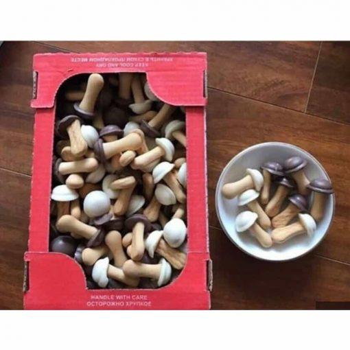 Bánh nấm Nga dạng hộp 330g
