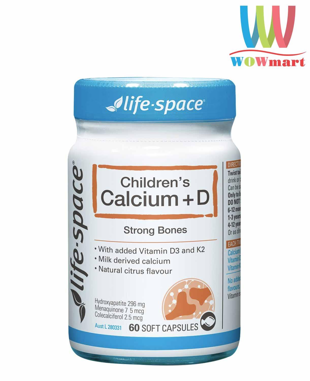 bo-sung-canxi-va-vitamin-d-cho-tre-tu-life-space-childrens-calcium-d-60-vien