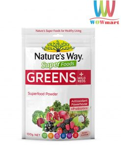 bot-rau-cu-qua-natures-way-super-foods-greens-wild-reds-100g