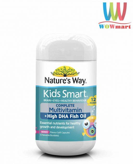 keo-deo-bo-sung-vitamin-va-dau-ca-cho-tre-phat-trien-tri-nao-natures-way-kids-smart-complete-multivitamin-fish-oil