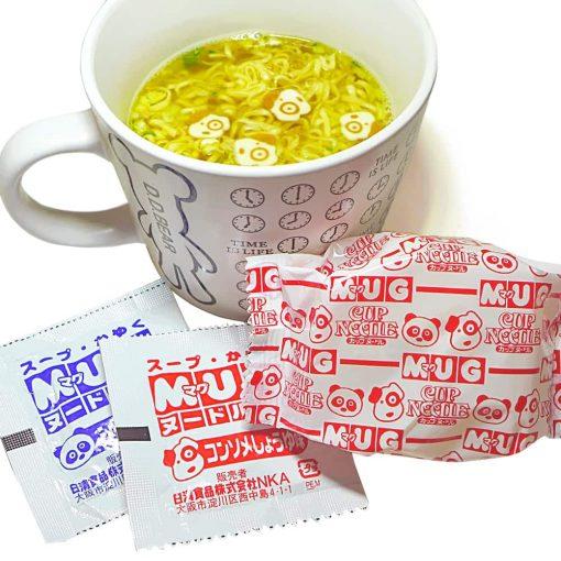 Mì Mug Nhật dành cho trẻ em 96g