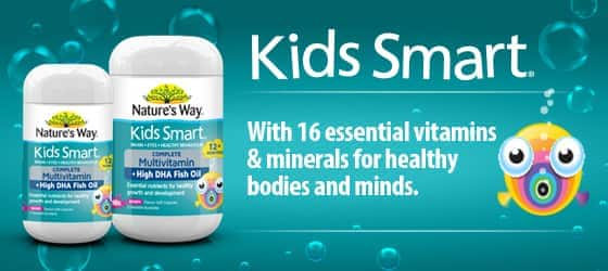 natures way kids smart complete multivitamin fish oil