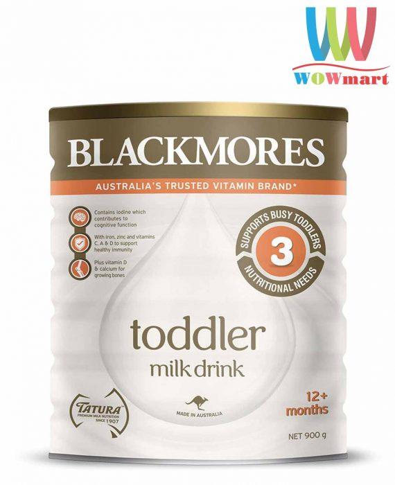 sua-bot-blackmores-cho-tre-tu-1-tuoi-tro-len-blackmores-toddler-milk-drink-stage-3-900g