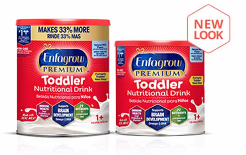 Sữa Enfgrow dành cho bé từ 1-3 tuổi Enfagrow Premium Non-GMO Toddler Next Step 680g
