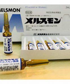 Tế bào gốc nhau thai Nhật Bản Melsmon Placenta 2ml x50 ống