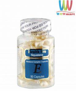 vien-nang-dau-duong-vitamin-e-giup-dep-da-tu-gan-ca-map-health-pro-squalene-vitamin-e-90-vien