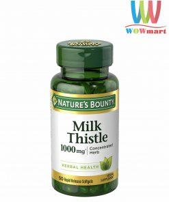 vien-uong-giai-doc-gan-natures-bounty-milk-thistle-1000mg-50-vien