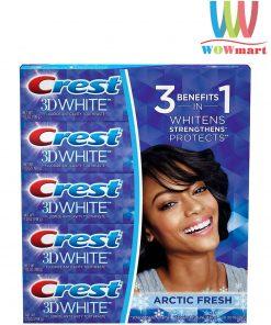 kem-danh-rang-crest-3d-white-arctic-fresh-loc-5-cay-x198g