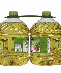Dầu ăn thực vật của Mỹ Kirkland Signature Canola Oil 2.84l