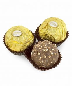 Hop Socola cao cap cua My Ferrero Rocher Chocolate 48 vien 600g