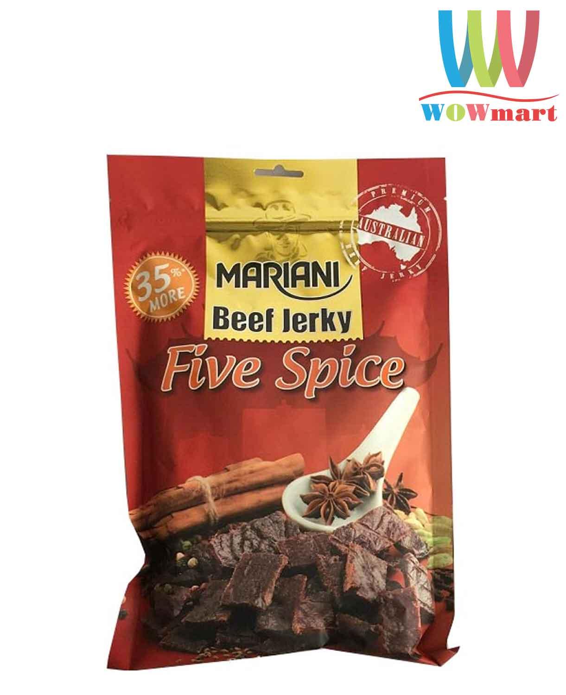 kho-bo-uc-ngu-vi-huong-mariani-beef-jerky-five-spice-350g