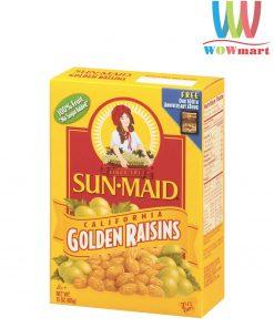 nho-kho-sun-maid-golden-raisins-425g