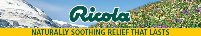 Kẹo ngậm thông cổ Ricola không đường Recola Lemon Mint Sugar Free 105 viên