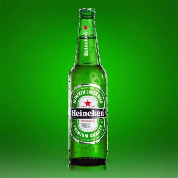 Bia Heineken Pháp Thùng 20 chai (Bia nhập khẩu)
