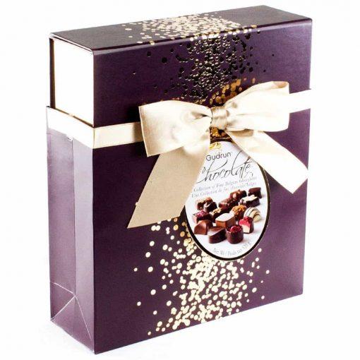 Hộp quà socola Gudrun Chocolate 520g