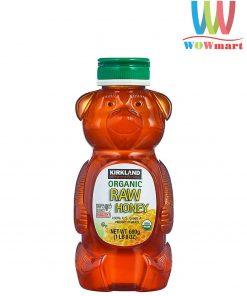 mat-ong-kirkland-con-gau-kirkland-signature-raw-organic-honey-bear-680g