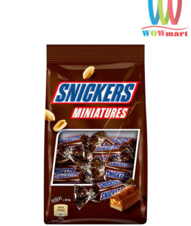 Snickers Miniatures Chocolate gói 150g
