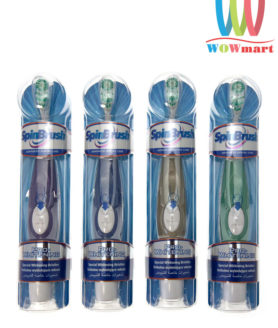 Bàn chải đánh răng điện Spinbrush Pro Series Daily Clean Ultra White Toothbrush