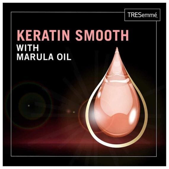 Tresemme Keratin Smooth With Marula Oil Shampoo & Conditioner