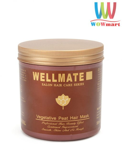 Wellmate Vegetative Peat Hair Mask 1000ml