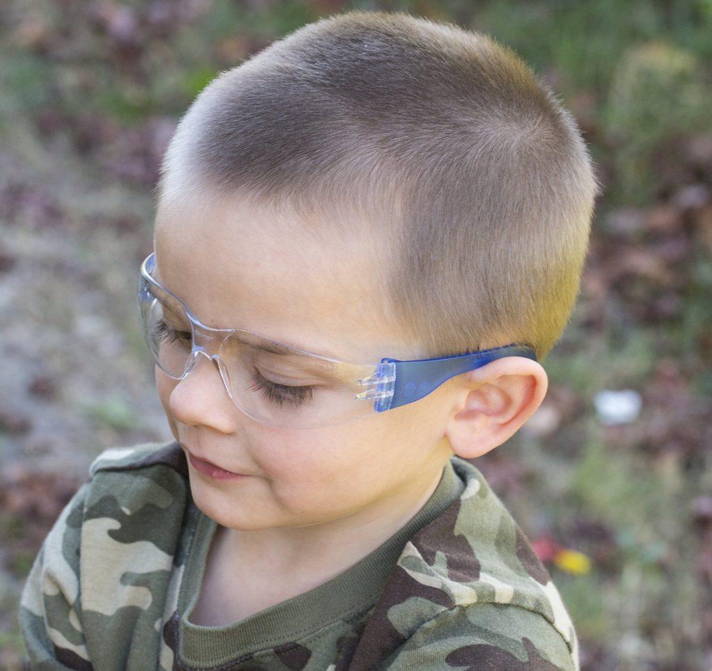 Mắt kính bảo vệ mắt cho trẻ Gateway Safety StarLite SM Gumballs (10 màu)