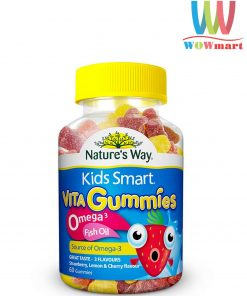 keo-deo-bo-sung-omega-3-natures-way-kids-smart-omega-3-fish-oil-60-gummies