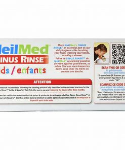 Nước muối Neilmed (nước muối sinh lý) dành cho trẻ em Neilmed Kids Starter Kit 30 gói