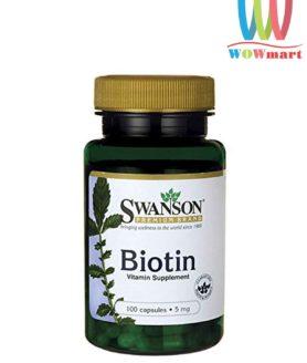 thuoc-moc-toc-biotin-cua-my-swanson-biotin-5000mcg-100-vien
