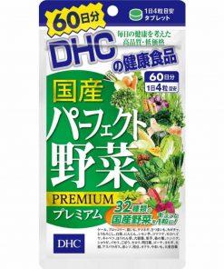 Viên uống tinh chất rau củ quả Nhật Bản DHC Premium 184 viên