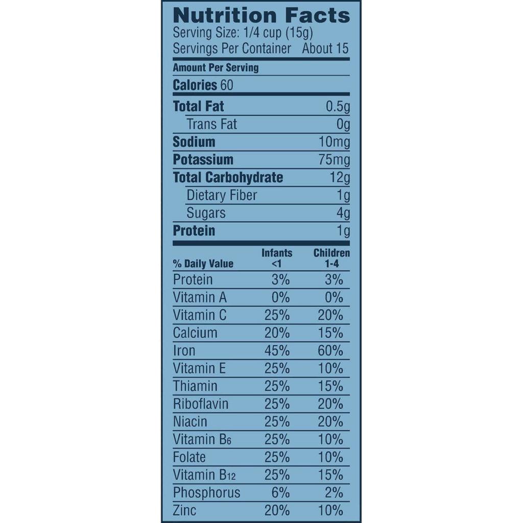 Bột ăn dặm Gerber Lil' Bits Non-GMO đủ vị cho bé 227g