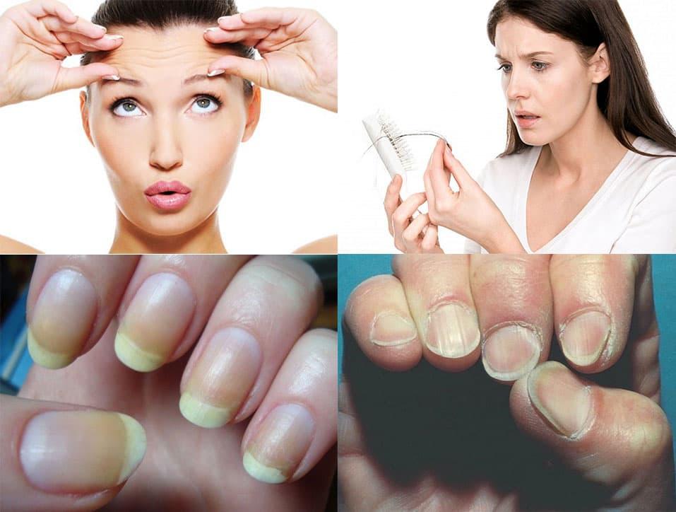 Kẹo bổ sung Vitamin cho da, tóc, móng Nature's Way Hair Skin Nails 60 Gummies