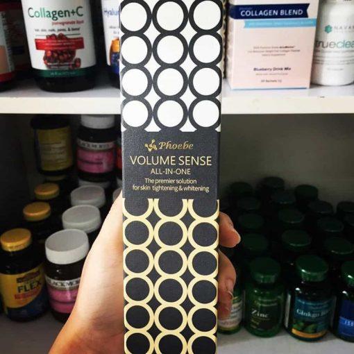 Huyết thanh Volume Sense Phoebe All In One 120ml