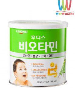 Men-vi-sinh-ILdong-Han-Quoc-100g