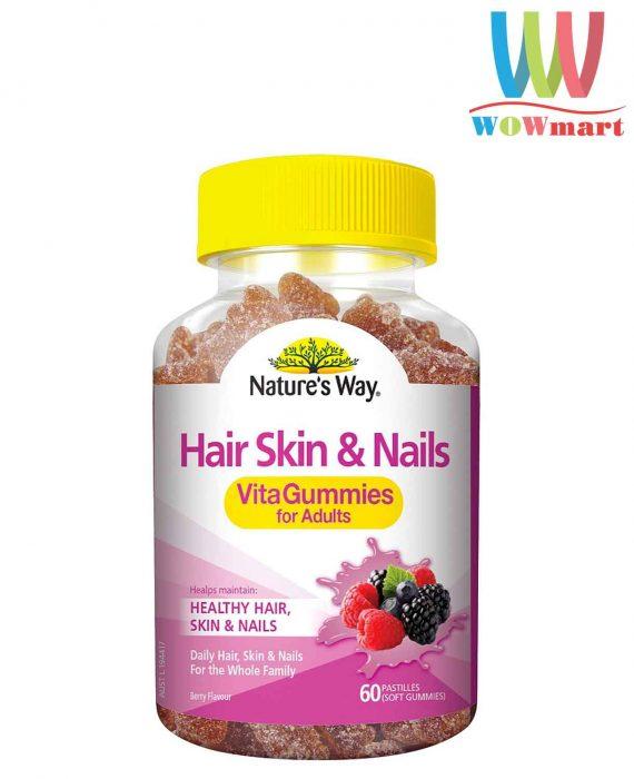 Nature's-Way-Hair-Skin-Nails-60-Gummies