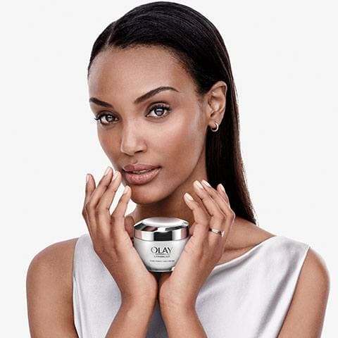 Kem dưỡng trắng da Olay Luminous Tone Perfecting Cream 48g (Mẫu mới)