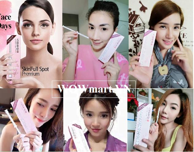 Huyết thanh chống lão hoá SkinFull Spot Ampoule Volufiline 20% Hàn Quốc 1.5ml
