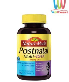 thuoc-bo-sau-khi-sinh-nature-made-postnatal-multi-dha-140-softgels
