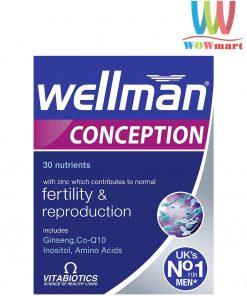 thuoc-ho-tro-sinh-san-cho-nam-gioi-wellman-conception-30-vien