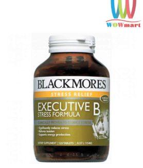 vien-uong-giam-stress-blackmores-executive-b-stress-formula-125v