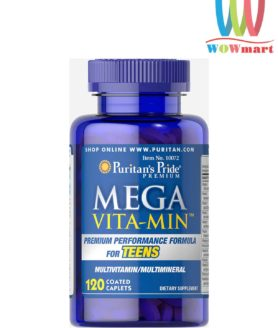 Bo-sung-Vitamin-cho-Teen-Puritans-Pride-Mega-Vitamin-for-Teens-120-vien