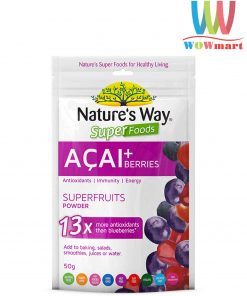 bot-trai-cay-chiet-xuat-tu-qua-acai-natures-way-super-foods-acai-berries-50g