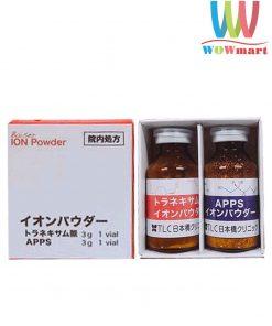 Cap-Iron-Vitamin-C-Transamin-chuyen-tri-nam-Bai-Set-ION-Powder-C-Transamix-C