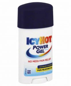 Gel xoa bóp giảm đau Icy Hot Power Pain Relieving Gel 49g