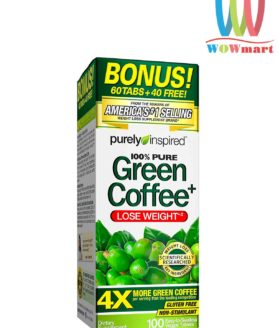 giam-can-tinh-chat-cafe-purely-inspired-green-coffee-100-vien
