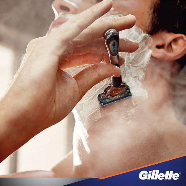 Dao cạo râu Gillette Fusion 5+1 Proglide nội địa Nhật Bản