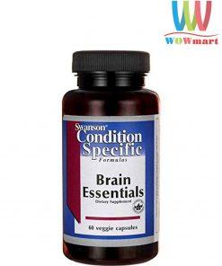 thuoc-bo-nao-swanson-condition-specific-brain-essentials-60-veggie-capsules