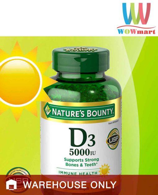 vien-uong-bo-sung-vitamin-d3-natures-bounty-vitamin-d3-5000iu-400-vien